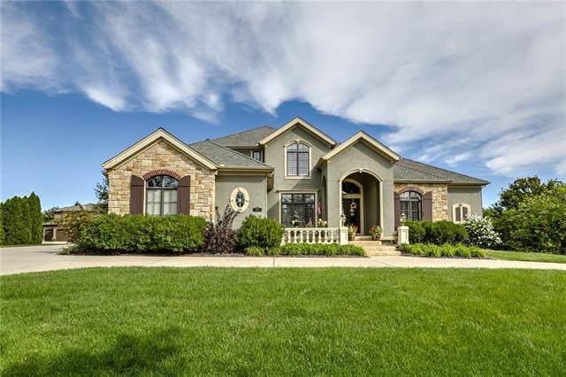 7904 N Shoal Creek Valley Drive, Kansas City, MO 64157 (#2188834) :: Kansas City Homes