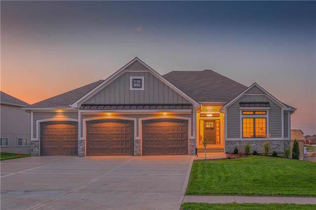 1312 NE Goshen Drive, Lee's Summit, MO 64064 (#2188861) :: Kansas City Homes