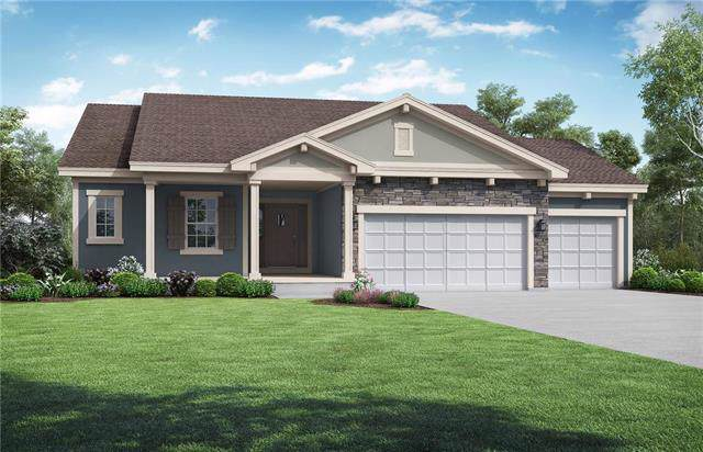 1614 Grandshire Drive, Raymore, MO 64083 (#2188899) :: Clemons Home Team/ReMax Innovations