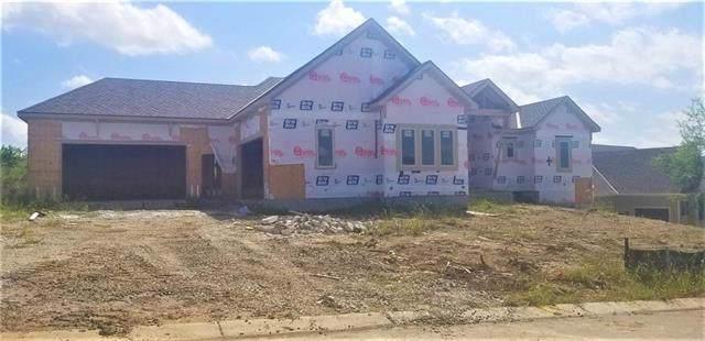 25137 W 105th Terrace, Olathe, KS 66061 (#2188901) :: House of Couse Group