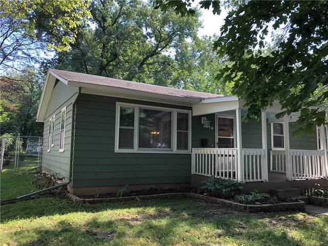 616 N 11th Street, Leavenworth, KS 66048 (#2188964) :: Clemons Home Team/ReMax Innovations