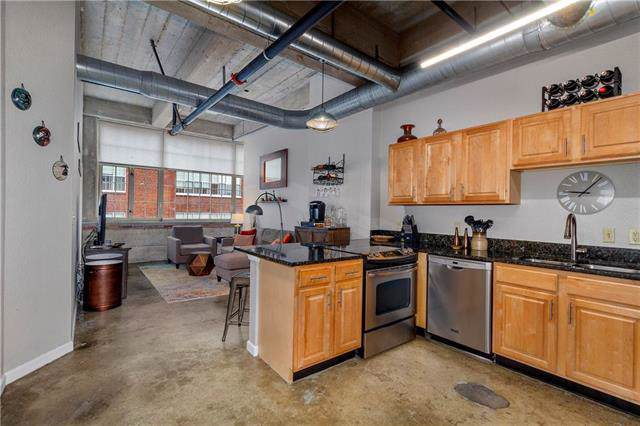 321 W 7th Street #502, Kansas City, MO 64105 (#2188992) :: Eric Craig Real Estate Team