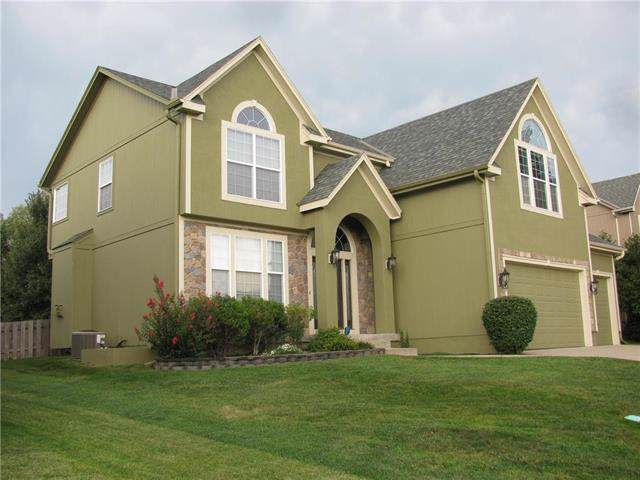5820 Lakecrest Drive, Shawnee, KS 66218 (#2189000) :: House of Couse Group