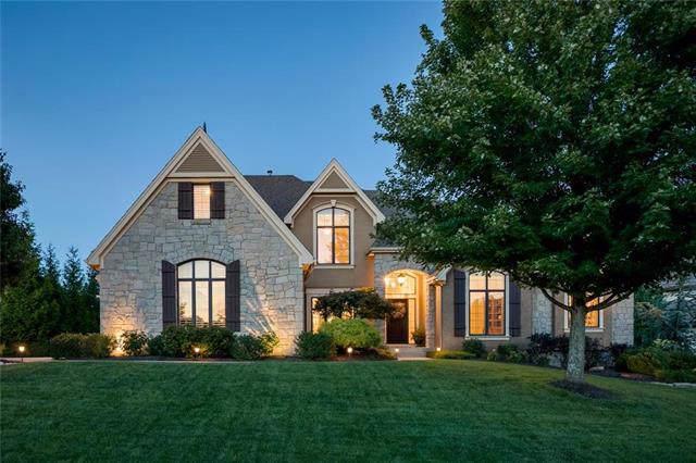 16309 Larsen Street, Overland Park, KS 66221 (#2189022) :: House of Couse Group