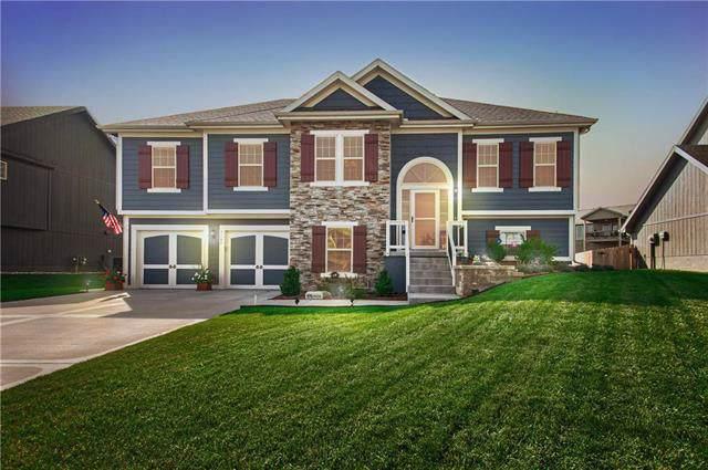 7109 NE 116th Terrace, Kansas City, MO 64156 (#2189133) :: Kansas City Homes