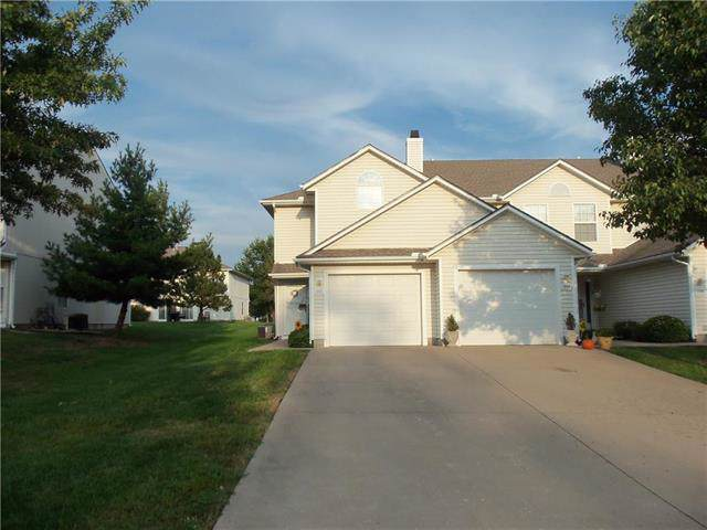 1341 SE Broadway Circle, Lee's Summit, MO 64081 (#2189137) :: House of Couse Group
