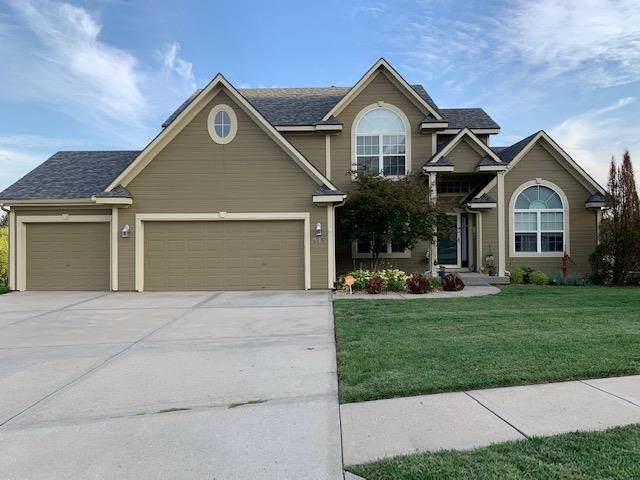 921 Redwood Circle, Liberty, MO 64068 (#2189139) :: Clemons Home Team/ReMax Innovations