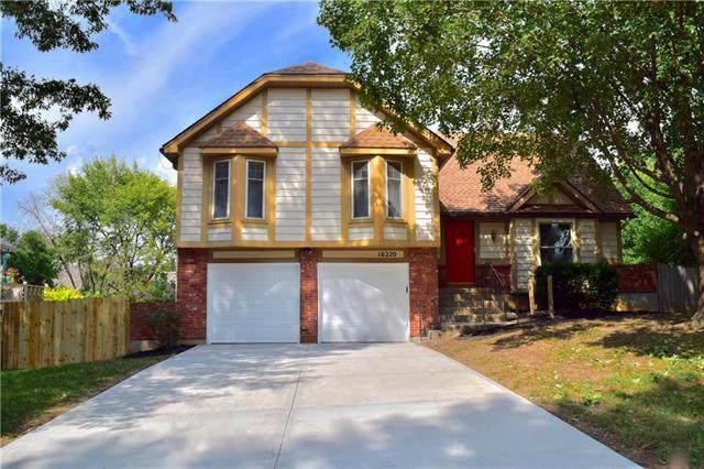 16220 W 144th Street, Olathe, KS 66062 (#2189164) :: House of Couse Group