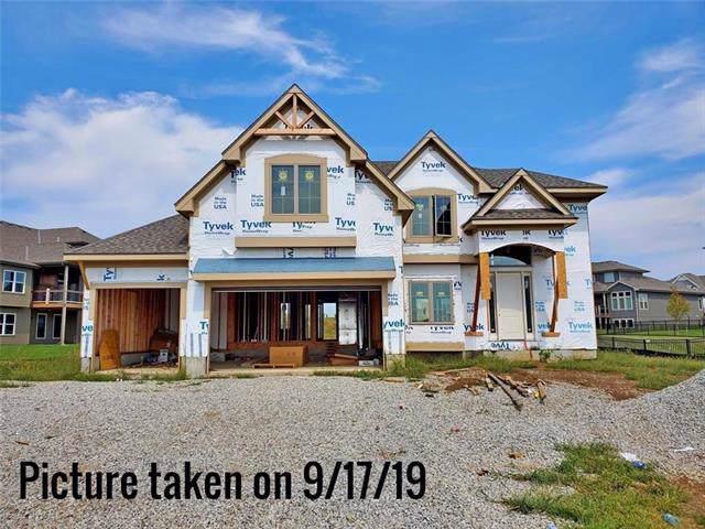 25064 W 114th Street, Olathe, KS 66061 (#2189190) :: House of Couse Group
