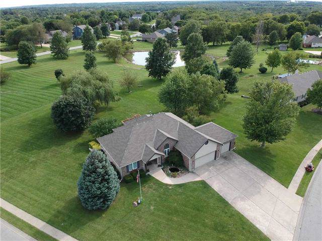 608 Canyon Drive, Pleasant Hill, MO 64080 (#2189282) :: The Shannon Lyon Group - ReeceNichols