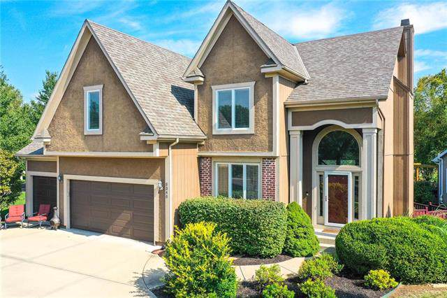 5340 W 160th Street, Overland Park, KS 66085 (#2189403) :: The Shannon Lyon Group - ReeceNichols