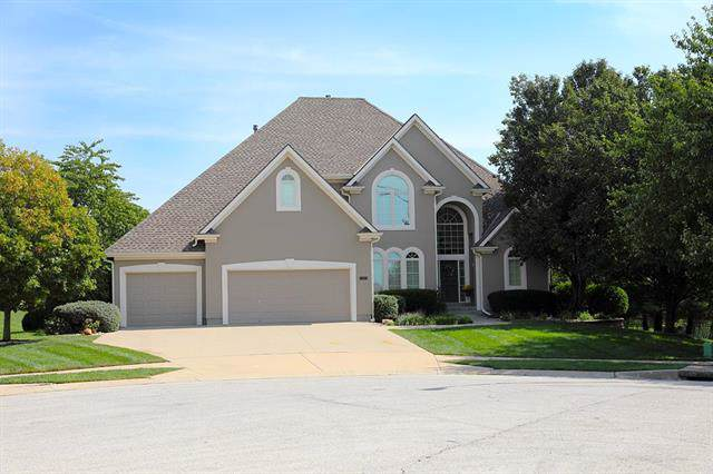 9610 NE 96th Court, Kansas City, MO 64157 (#2189540) :: Kansas City Homes