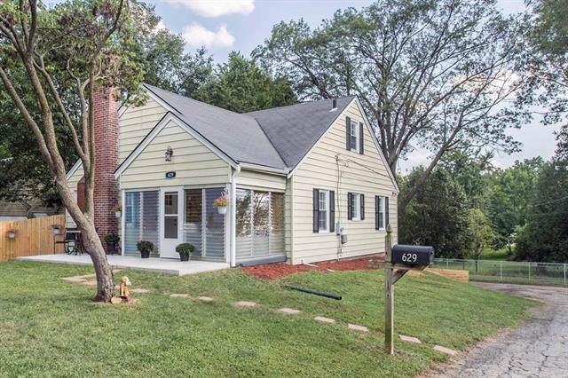629 Sunset Avenue, Liberty, MO 64068 (#2189564) :: Kansas City Homes