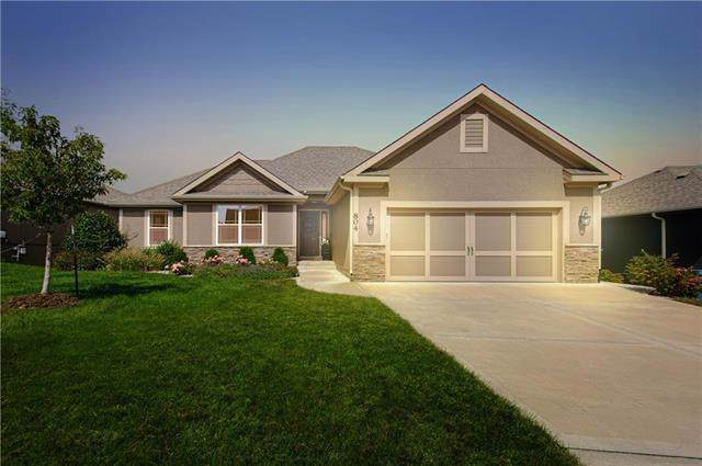 804 E 13th Terrace, Kearney, MO 64060 (#2189585) :: Kansas City Homes