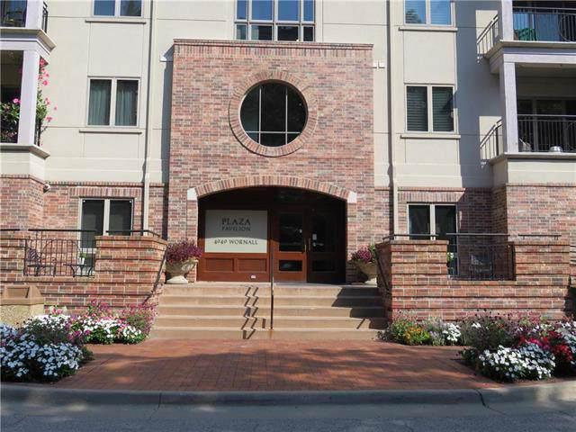 4949 Wornall Road #201, Kansas City, MO 64112 (#2189638) :: Edie Waters Network