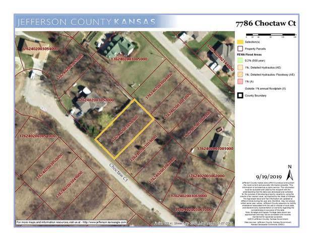 7786 Choctaw Court, Ozawkie, KS 66070 (#2189685) :: Ron Henderson & Associates