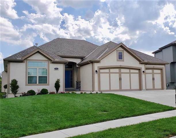 7211 NE 116th Place, Kansas City, MO 64156 (#2189743) :: Kansas City Homes