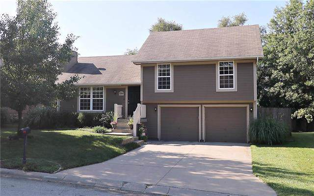 1944 S Leslie Drive, Independence, MO 64055 (#2189815) :: Kansas City Homes