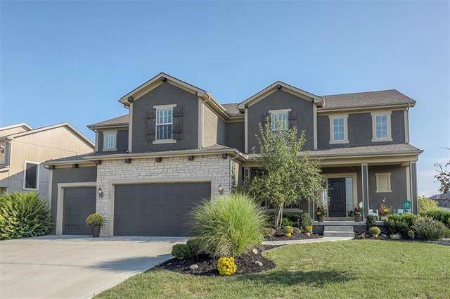 265 SE Coyle Drive, Lee's Summit, MO 64063 (#2189816) :: Kansas City Homes