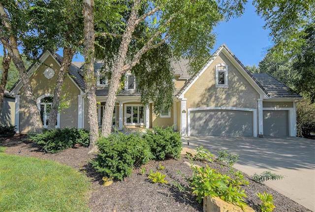 6118 NW 101st Terrace, Kansas City, MO 64154 (#2189854) :: Stroud & Associates Keller Williams - Powered by SurRealty Network