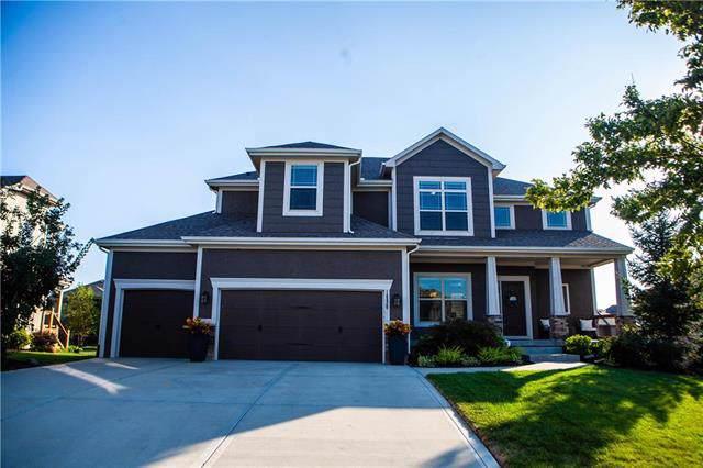 10820 S Redbud Lane, Olathe, KS 66061 (#2189949) :: Kansas City Homes