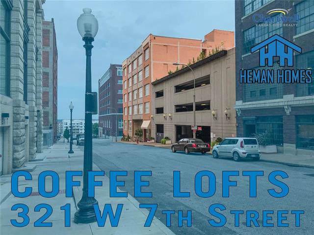 321 W 7th Street #208, Kansas City, MO 64105 (#2190937) :: Edie Waters Network