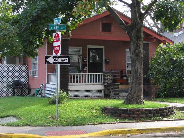 835 E 21st Avenue, North Kansas City, MO 64116 (#2191001) :: Edie Waters Network