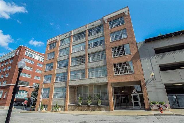 321 W 7th Street #609, Kansas City, MO 64105 (#2191299) :: Eric Craig Real Estate Team