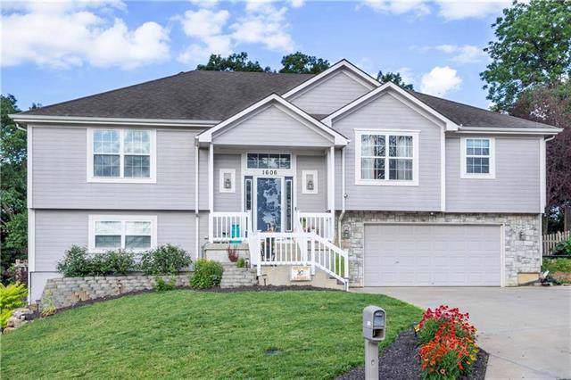 1606 S 105th Court, Edwardsville, KS 66111 (#2191388) :: Eric Craig Real Estate Team