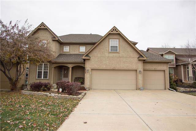 7846 W 155th Terrace, Overland Park, KS 66223 (#2191427) :: House of Couse Group