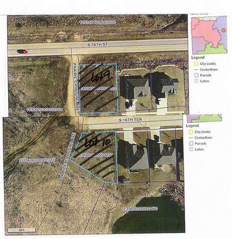 S 16th Terrace, Louisburg, KS 66053 (#2191459) :: Ask Cathy Marketing Group, LLC
