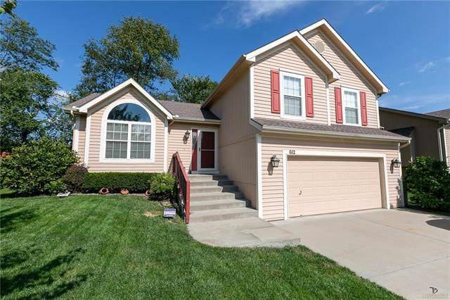 612 NE 99th Street, Kansas City, MO 64155 (#2191587) :: Kansas City Homes