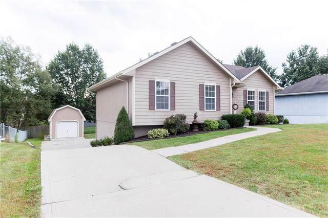 709 Woodson Street, Kearney, MO 64060 (#2192150) :: Kansas City Homes