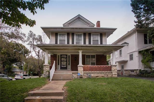 3801 Wyoming Street, Kansas City, MO 64111 (#2192255) :: The Gunselman Team