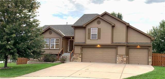 1702 Rockwater Lane, Kearney, MO 64060 (#2192333) :: Kansas City Homes