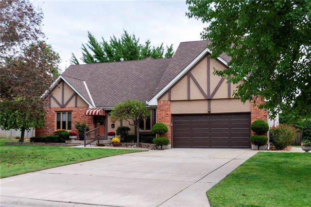 201 NW Donovan Road, Lee's Summit, MO 60463 (#2192469) :: Kansas City Homes