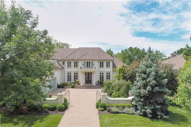 13921 Canterbury Circle, Leawood, KS 66224 (#2192667) :: Kansas City Homes