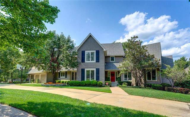 4400 W 126th Terrace, Leawood, KS 66209 (#2192713) :: Eric Craig Real Estate Team