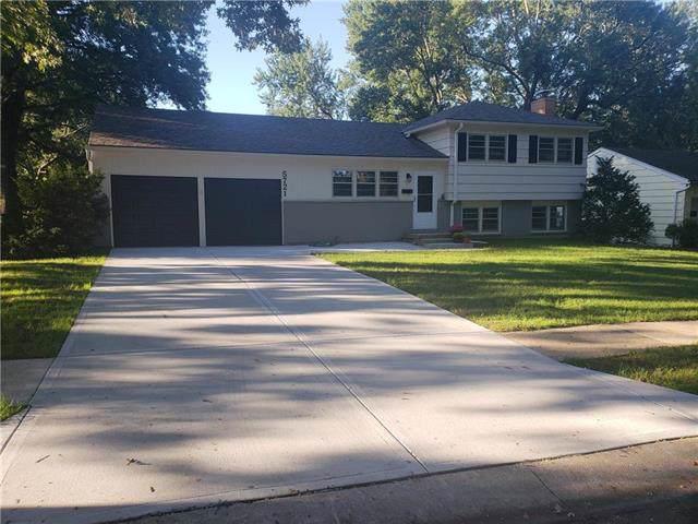 5721 W 100th Street, Overland Park, KS 66207 (#2192729) :: Kansas City Homes