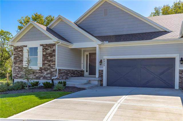 6955 W 162 Terrace, Overland Park, KS 66085 (#2192755) :: Edie Waters Network