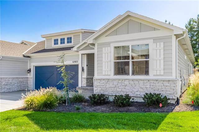6983 W 162 Terrace, Overland Park, KS 66085 (#2192776) :: Clemons Home Team/ReMax Innovations