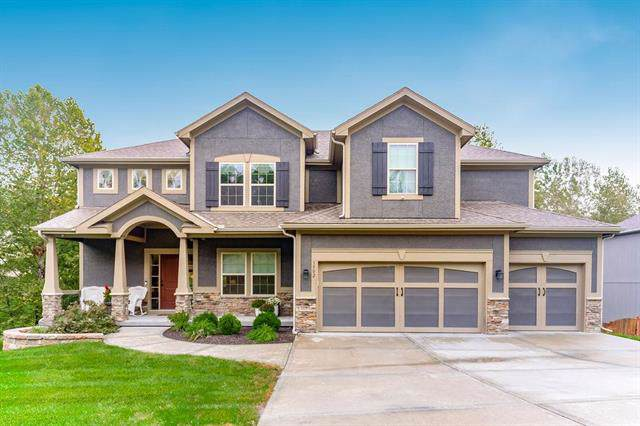 1502 Timber Ridge Drive, Liberty, MO 64068 (#2193047) :: Team Real Estate