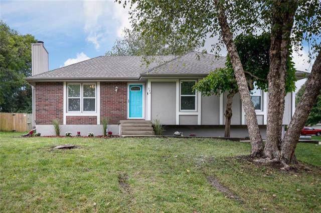 320 NE Corsicana Street, Lee's Summit, MO 64086 (#2193262) :: Kansas City Homes
