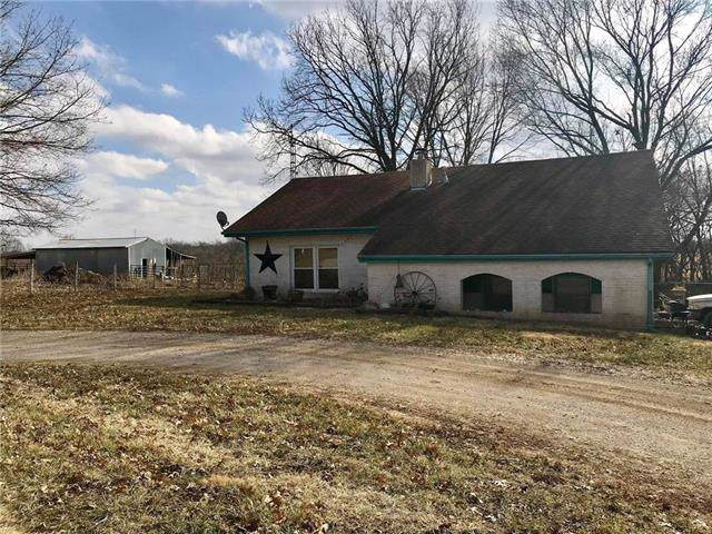 709 Spruce Street, Fulton, KS 66738 (#2193317) :: House of Couse Group