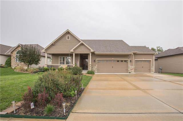 17707 Mission Ridge N/A, Smithville, MO 64089 (#2193369) :: Kansas City Homes