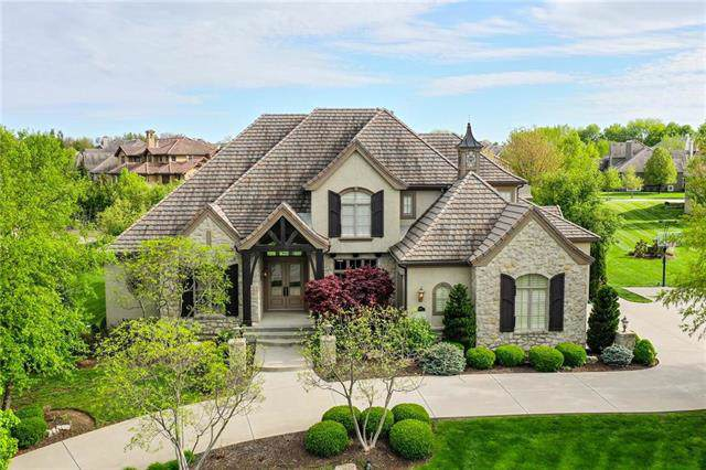 5013 W 146th Street, Leawood, KS 66224 (#2193391) :: The Shannon Lyon Group - ReeceNichols