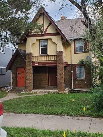 4239 Paseo Boulevard, Kansas City, MO 64110 (#2193407) :: Clemons Home Team/ReMax Innovations