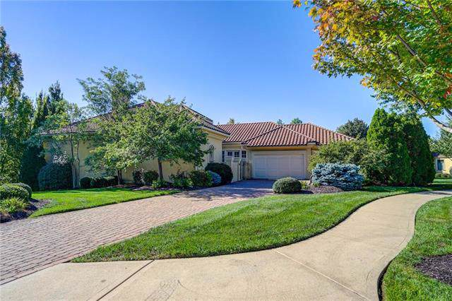 13801 Canterbury Street, Leawood, KS 66224 (#2193426) :: Clemons Home Team/ReMax Innovations