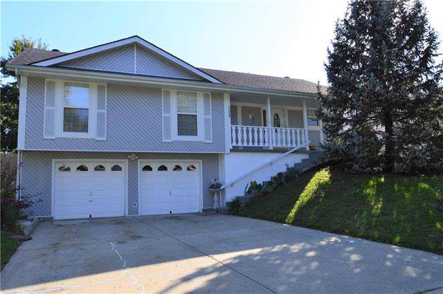 109 NW 101st Place, Kansas City, MO 64155 (#2193440) :: Kansas City Homes