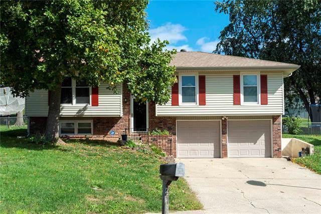2401 Francis Avenue, Leavenworth, KS 66048 (#2193509) :: Team Real Estate